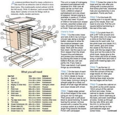detailed woodworking plans