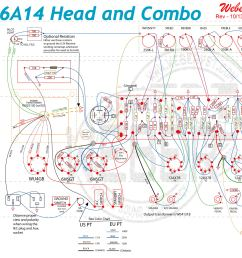 educate me on these 2 princeton schematics the gear page rh thegearpage net [ 2445 x 1805 Pixel ]