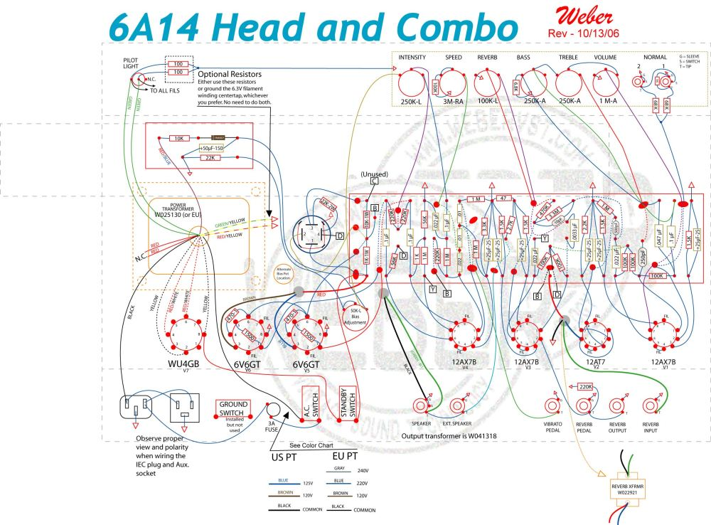medium resolution of educate me on these 2 princeton schematics the gear page rh thegearpage net