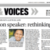 TEDxDayton Ideas and Voices - Dayton Daily News 2014