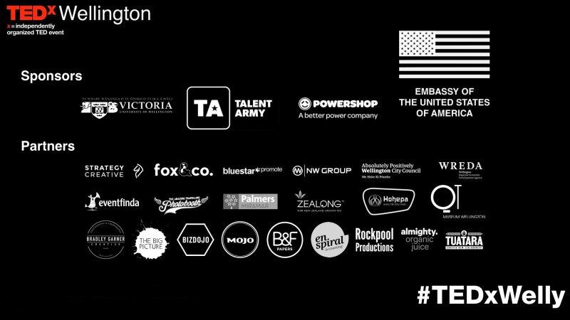 2017 sponsors partners