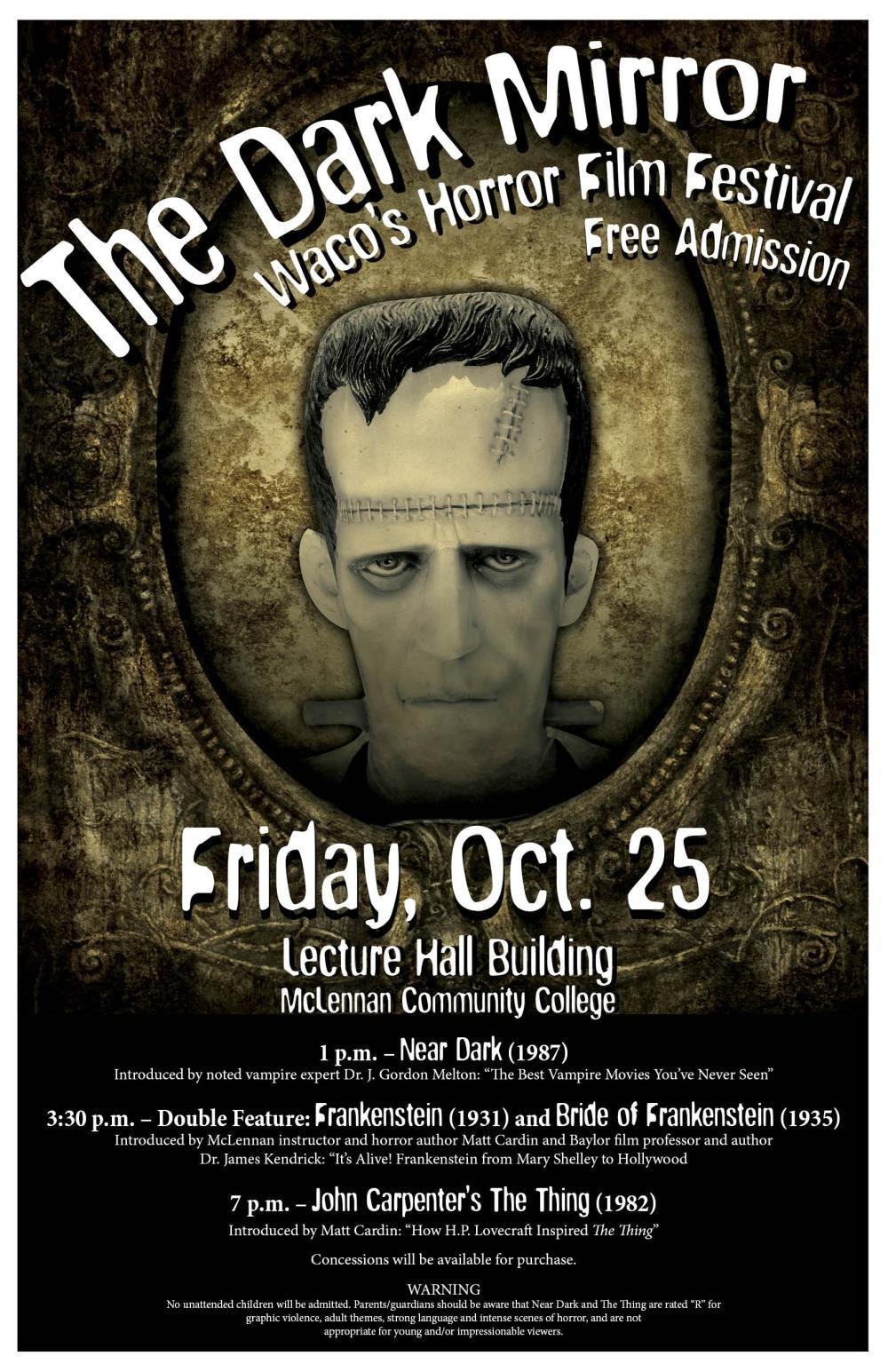 Vampires, Frankenstein, and Alien Horror: The Dark Mirror Film