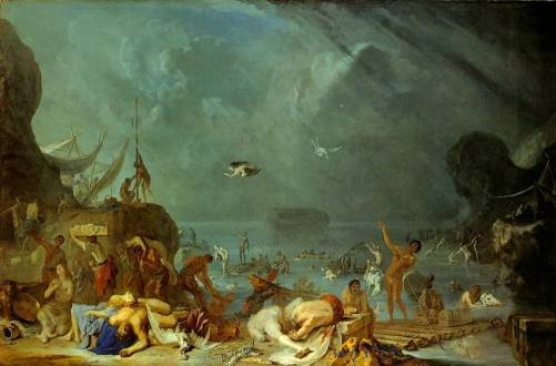 The_Flood_by_Johann_Heinrich_Schönfeld