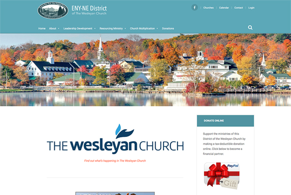 ENY-NE District of the Wesleyan Church