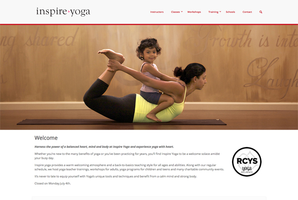 Inspire Yoga
