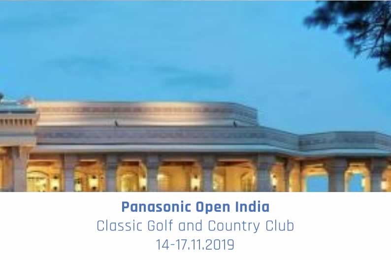 Panasonic open 2019