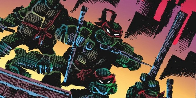 TMNT Classic Comic Wallpaper | TeenageMutantNinjaTurtles.com