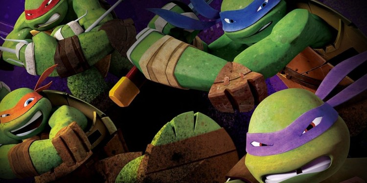 TMNT Nickelodeon Free Wallpaper | TeenageMutantNinjaTurtles.com