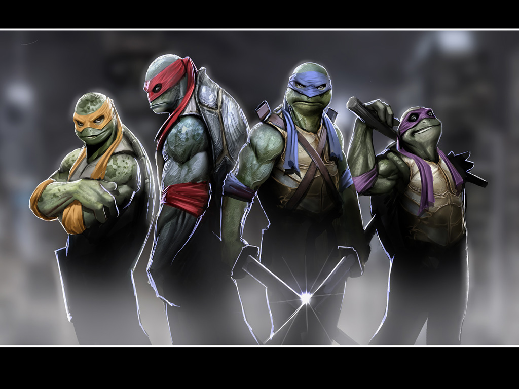 Tmnt Wallpapers Teenagemutantninjaturtles Com