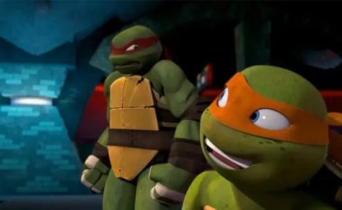 TMNT Turtle Temper Episode