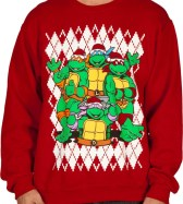 TMNT Ugly Sweater