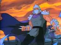 Master Shredder 1987 Series TMNT Teenage Mutant Ninja Turtles
