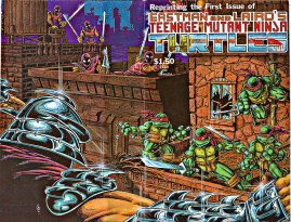 Master Shredder IDW Comics TMNT Teenage Mutant Ninja Turtles