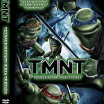 TMNT 2007 Movie Cover