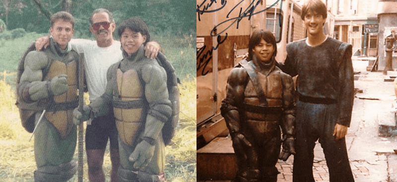 interview w keno from tmnt ii ernie reyes jr teenage mutant