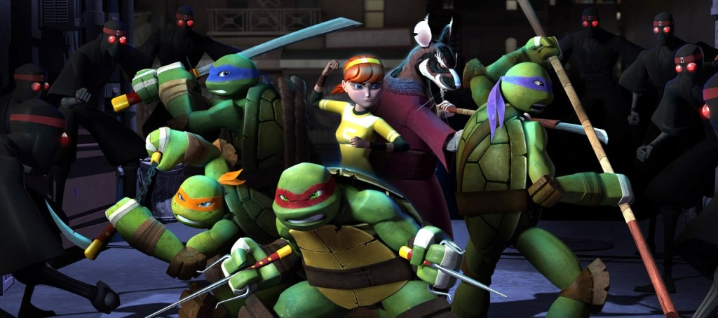 7 Reasons Nickelodeon S Tmnt Is The Best Animated Series