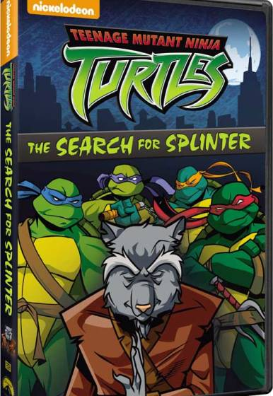 TMNT 2003 The Search For Splinter Nickelodeon