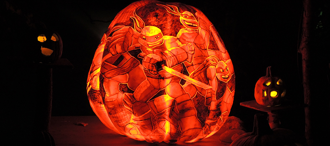 Ideas For TMNT Pumpkin Carving This Halloween - Teenage Mutant Ninja ...