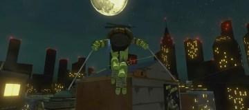 Mutants in Manhattan Gameplay trailer footage for Leonardo