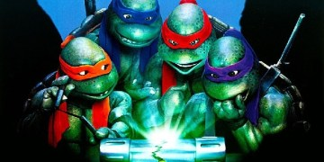 Poster Artwork for Teenage Mutant Ninja Turtles II: The Secret of the Ooze