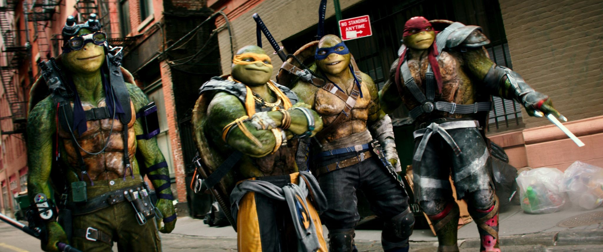 Tmnt Out Of The Shadows Spoiler Review Teenage Mutant Ninja