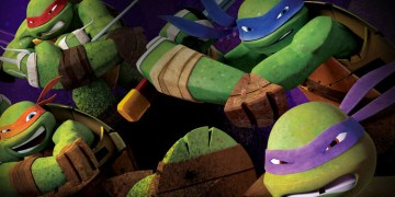Nickelodeon's Teenage Mutant Ninja Turtles are heading for their fifth season, which will no doubt be a major topic of discussion during the panel at SDCC 2016. Image Source: Nickelodeon.