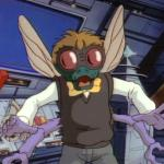 Baxter Stockman could become a fly in Teenage Mutant Ninja Turtles 3. Image Source: Fred Wolf Films.