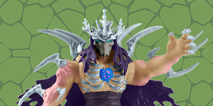 Nycc 2016 Exclusive Super Shredder Toy Reveals Character Design