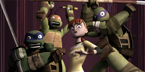 The potential end to Nick's TMNT is definitely a shocker, because there have been no indications that this would happen anytime soon. Image Source: Nickelodeon.