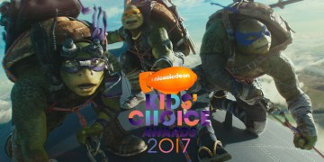 Although it might not surprise anyone, both Out of the Shadows and Nickelodeon's TMNT series have been nominated for Kid's Choice Awards. Image Source: Paramount Pictures, Nickelodeon.