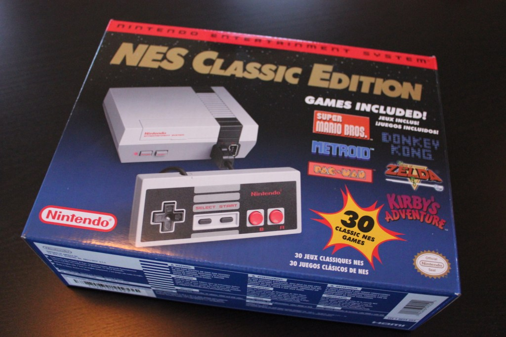 The NES Classic was one of the most interesting success stories of Nintendo's history. Image Source: Nintendo.