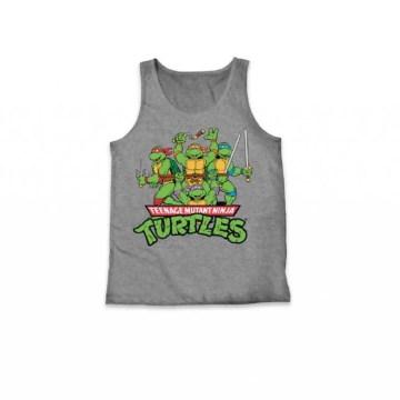 Ninja Turtles Gray Tank Top
