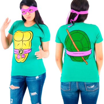Ninja Turtles Juniors Costume T-Shirt