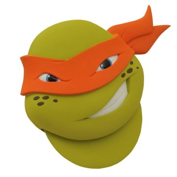 Ninja Turtles Michelangelo Pizza Cutter
