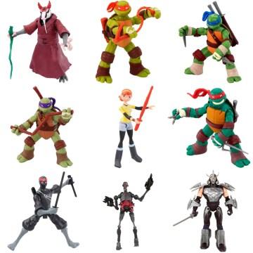 Nickelodeon TMNT Action Figures