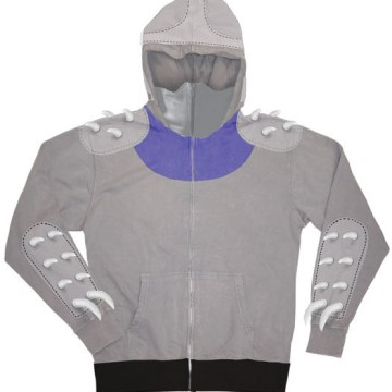 Ninja Turtles Shredder Costume Hoodie