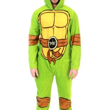 Ninja Turtles Character Union Suit with Masks