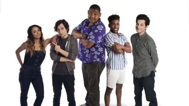 This is the voice cast for Rise of the TMNT. Image Source: Nickelodeon.