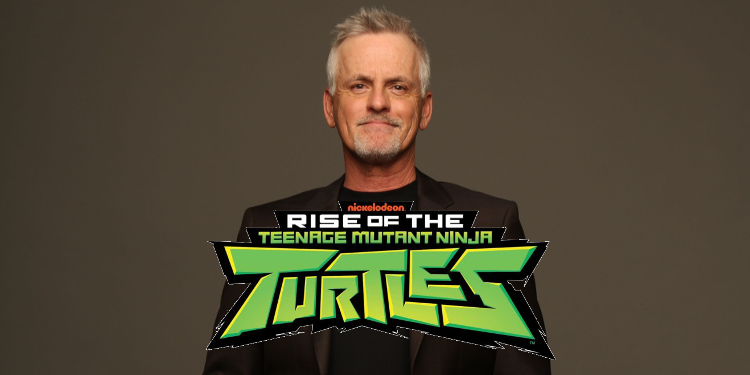 As the new voice director for Rise of the TMNT, Rob Paulsen revealed some interesting details about the show. Image Source: Nickelodeon.