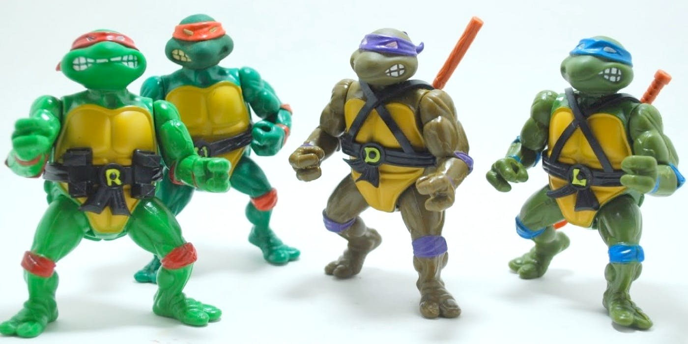 First Teenage Mutant Ninja Turtles Toys : Vote for your favorite teenage mutant ninja turtles toy