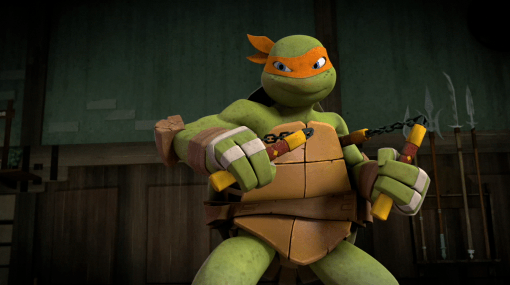Facts About Michelangelo Teenage Mutant Ninja Turtles Fan Site