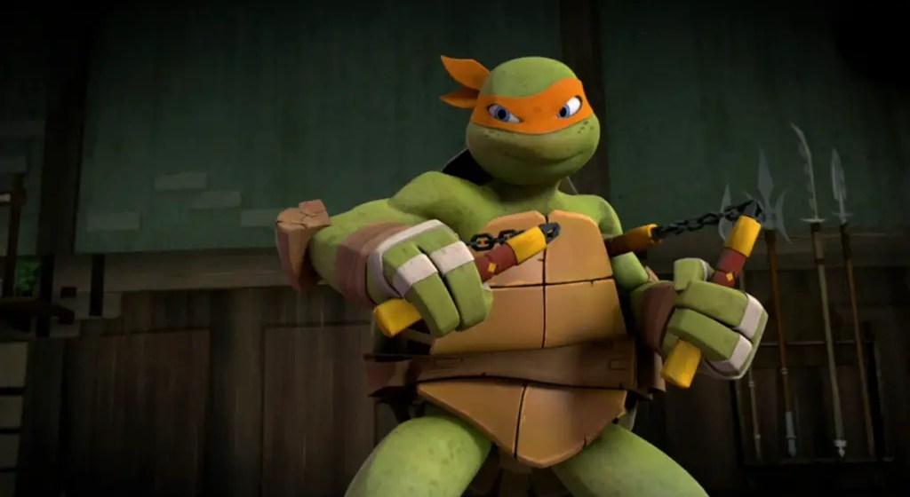 Facts About Michelangelo Teenage Mutant Ninja Turtles Fan Site