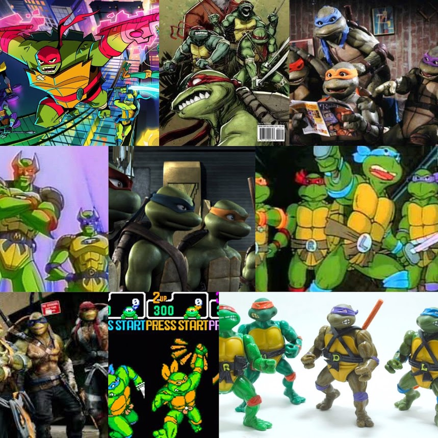 Ranking 35 Versions Of The Teenage Mutant Ninja Turtles Teenage Mutant Ninja Turtles Fan Site