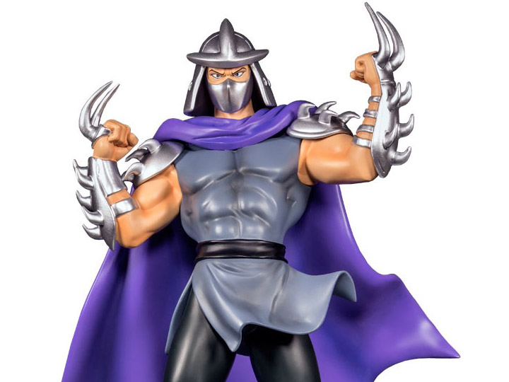 Shredder and Casey Jones Statues available for Pre-Order ...