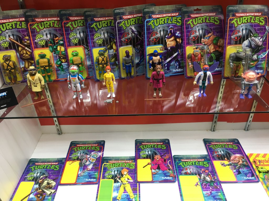 New York Toy Fair 2020 Super7 Teenage Mutant Ninja Turtles Fan Site