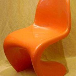 Eames Chair Herman Miller White Fir Barber Plastic 50er Bis 70er Jahre