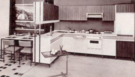 Kuche 70er Style