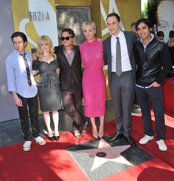 Big Bang Theory humanizing Fetus