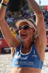 Kerri Walsh Jennings Olympic Mother