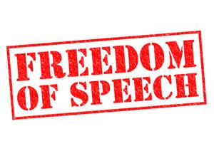 Freedom of Soeech